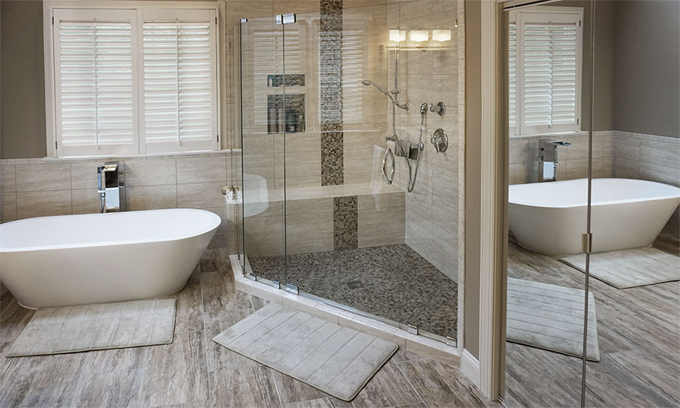 Bathroom Remodeling By The Bath Shop Of Raleigh, NC