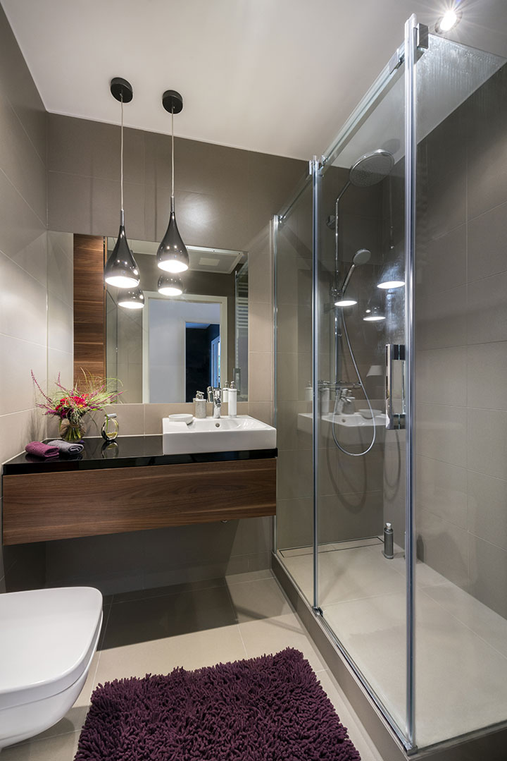 Tub-to-shower conversions from The Bath Shop of Raleigh, NC