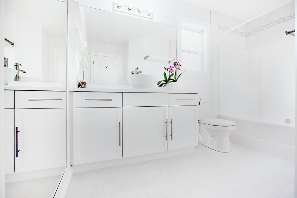 Bathroom Remodel Costs in Raleigh, North Carolina
