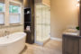 hire a professional for bathroom installation